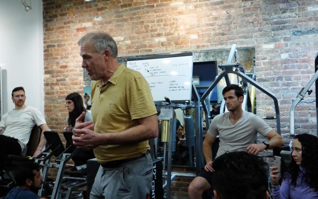 Developing the Foundation: Rehab & Performance Basics