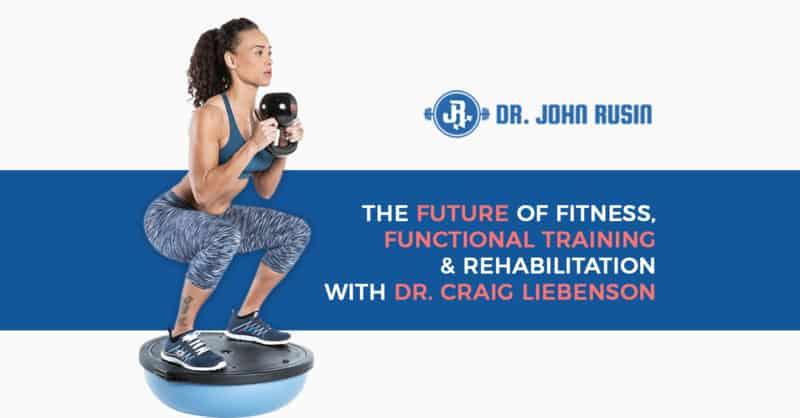 Dr. John Rusin Interviews Dr. Liebenson